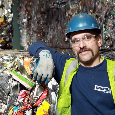 Waste and Recycling Heroes